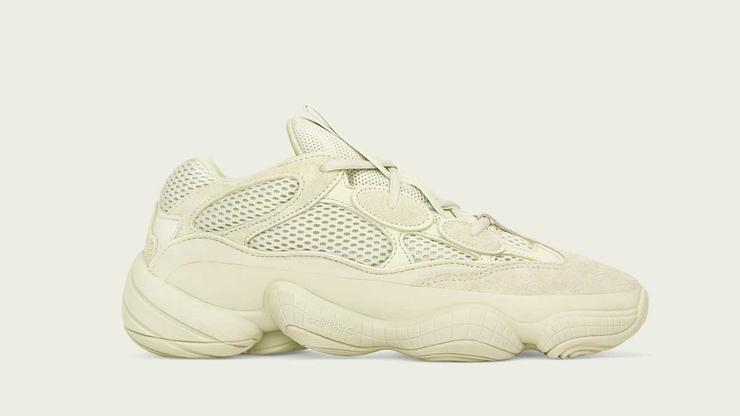 "39aa14394e61f Adidas Yeezy 500 ""Super Moon Yellow"" Release Date"