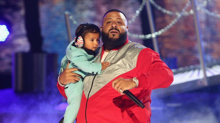 1dc844ef7b55 DJ Khaled Sues Company For Using His Son Asahd s Name For Branding  Report