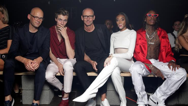 Did Winnie Harlow Just Confirm Wiz Khalifa Relationship With This Photo