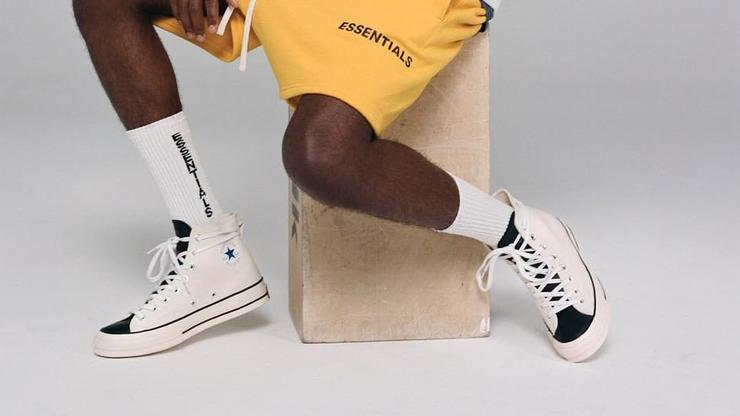 b2b93cc28f2d Fear Of God Essentials F W 18 Collection   Converse Collab Unveiled