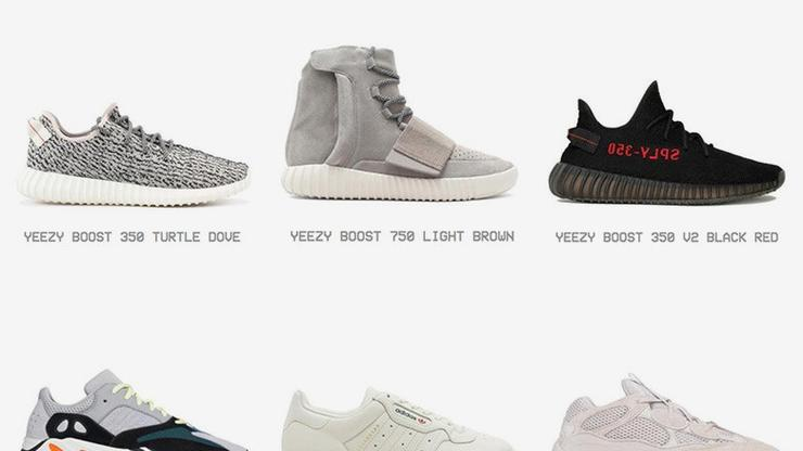 49bc569ead3 Full Adidas Yeezy Sneaker Archive Appears On Yeezy Supply Website