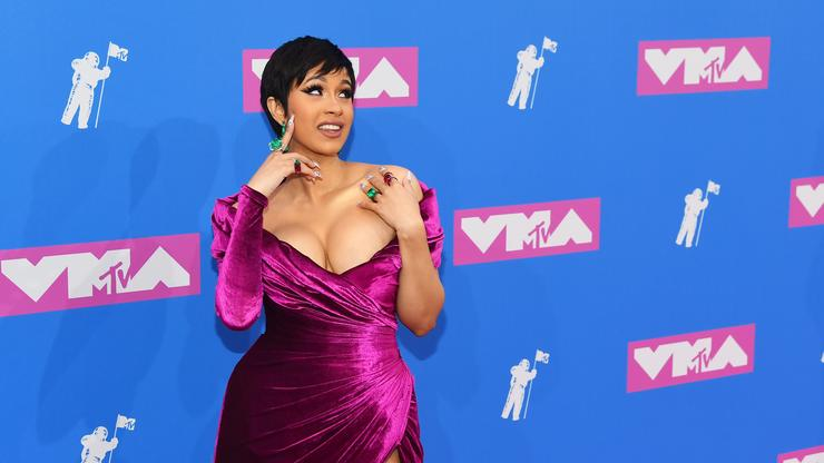 Cardi B Goes Totally Nude in NSFW Video to Shut Down