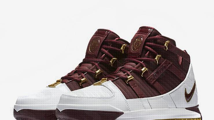 """078dff48f5c Nike LeBron 3 """"Christ The King"""" Rumored To Release For First Time"""
