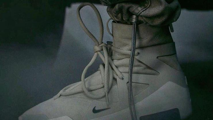 48b7b6ac Fear of God x Nike Collab Surfaces: First Look