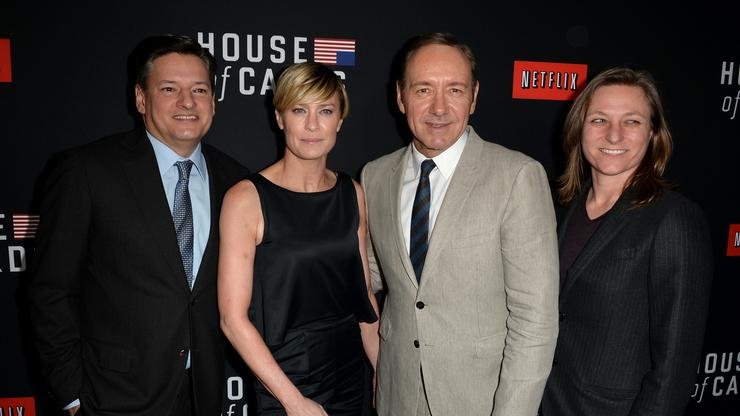 """""""House Of Cards"""" Season 6 Trailer Seals The Fate Of Kevin"""