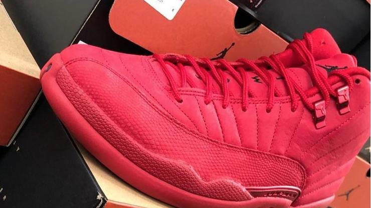 red 12s black friday