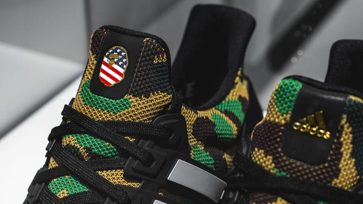 d05a88ee04f15 BAPE x Adidas UltraBoost Releasing In Two Colorways  First Look