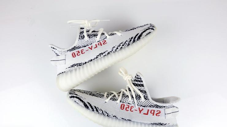"3bd81f1162c37 Adidas Yeezy Boost 350 V2 ""Zebra"" Releasing Today  Purchase Links"
