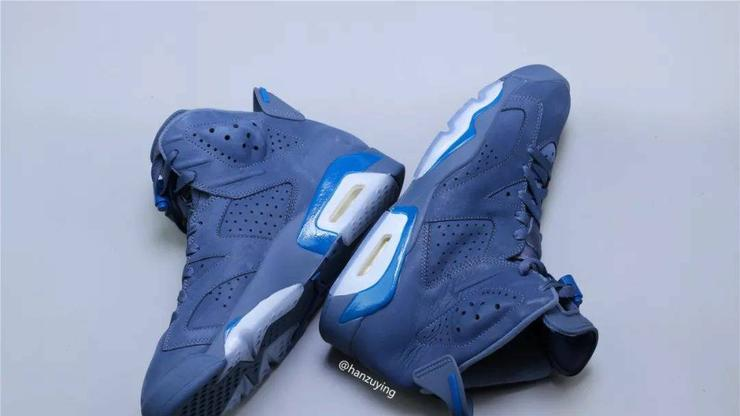 "057e2598d236 Air Jordan 6 ""Diffused Blue"" Gets December Release Date"