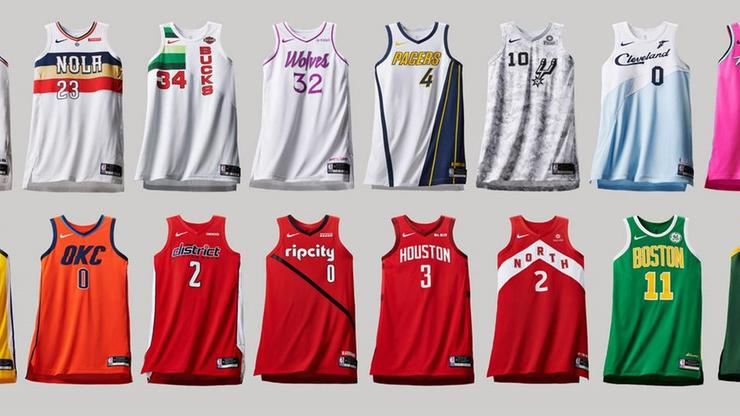 "a790c66a14da Nike Reveals NBA ""Earned Edition"" Jerseys For Last Year s Playoff Teams"