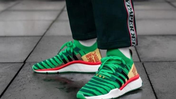 eefda8ddd34f5 Dragon Ball Z x Adidas Shenron Sneakers Coming Soon  New Images