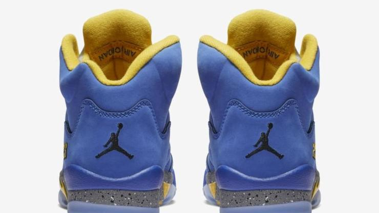 """aed0200e4b0b8d Air Jordan 5 """"Laney"""" Gets Official January Release Date"""