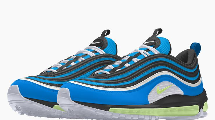 96dd22133 NIKEiD Comes Back To The Nike Air Max 97