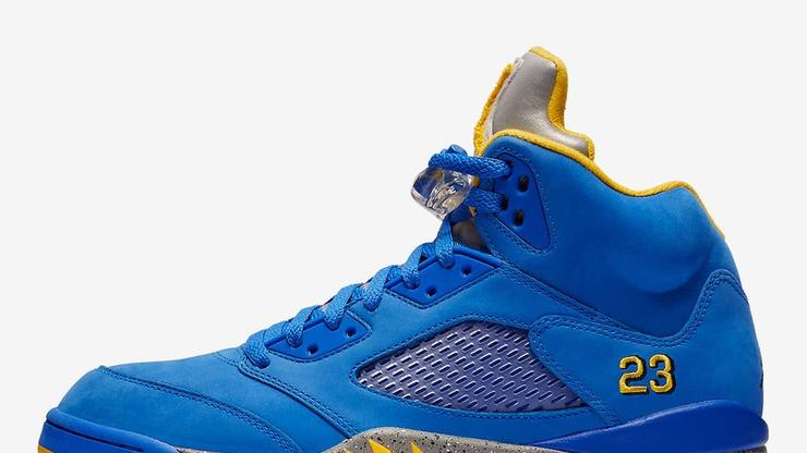 purchase cheap f3d55 60e29 Air Jordan 5 Laney Release Date Delayed  New Details