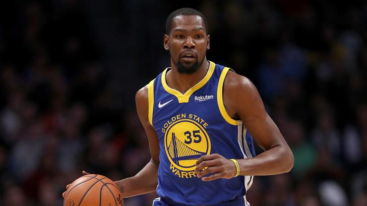 7a00aedb8abb Tracy McGrady Says Kevin Durant Leaving Golden State Would Be