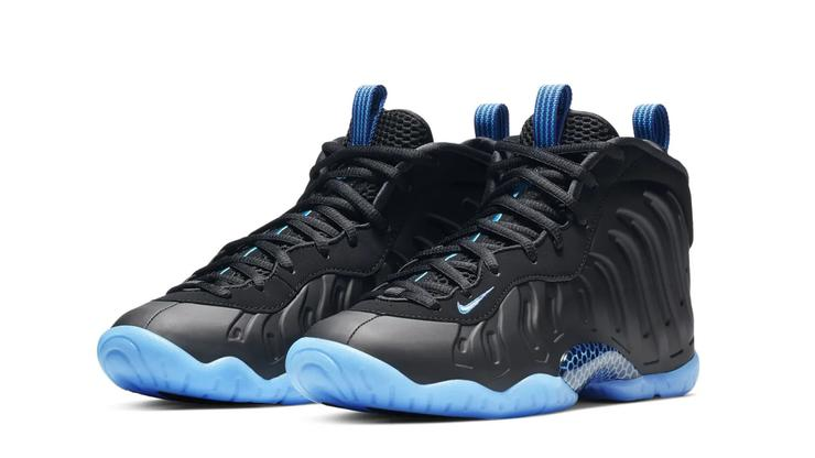 d4c1b444b5684 Nike Little Posite One s In Charlotte Hornets Colors Are On The Way