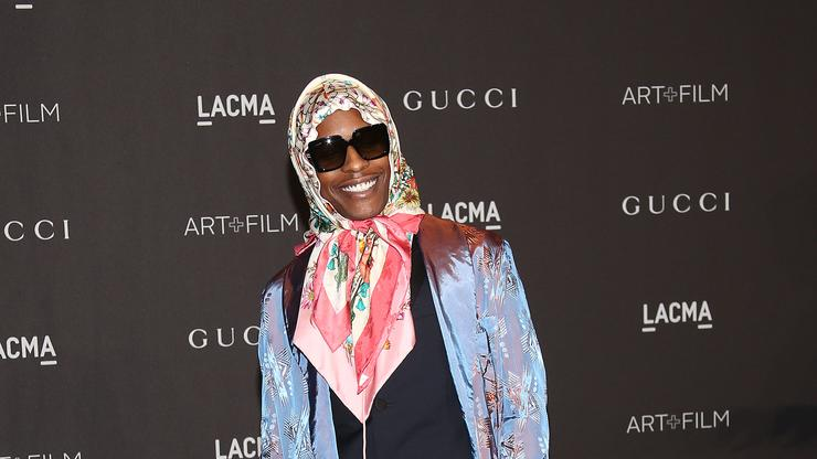 1bb3fe4df05b A$AP Rocky's Babushka Trend Started As A Way To Cover A Face Injury asap