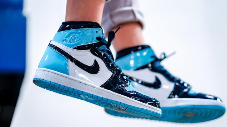 Air Jordan 1 Blue Chill Releasing Today Purchase Links