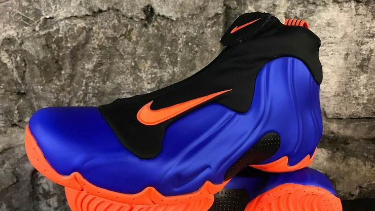 brand new d7c80 c3445 Knicks Nike Air Flightposite Slated For March Release