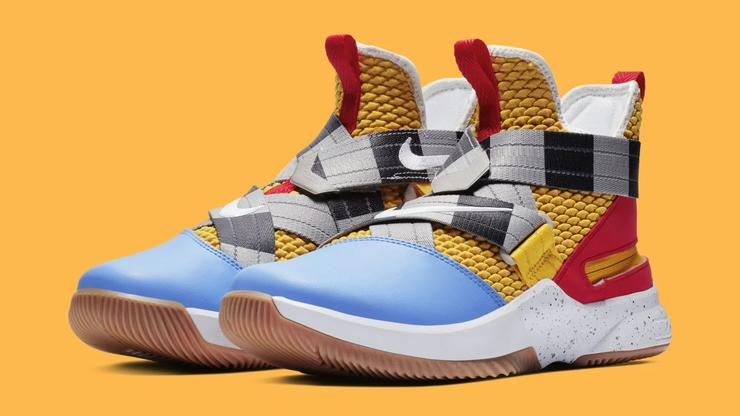 f427bf029f1d9 Nike LeBron Soldier 12 Draws Inspiration From
