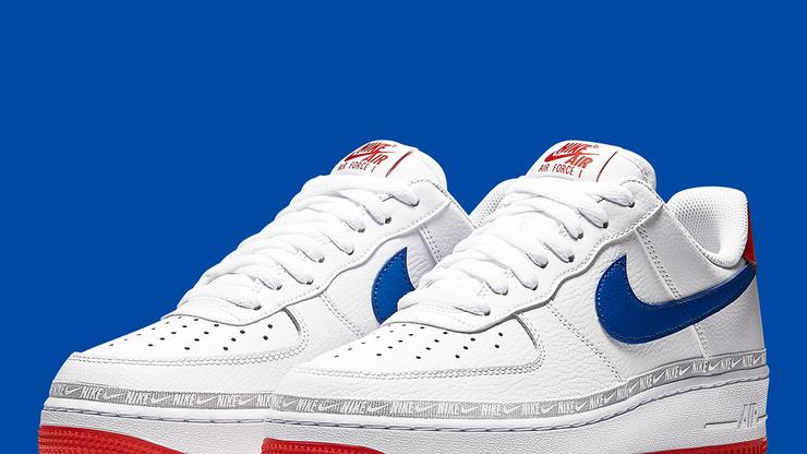 6eb972cc94e Nike Air Force 1 Low To Release In Overbranded