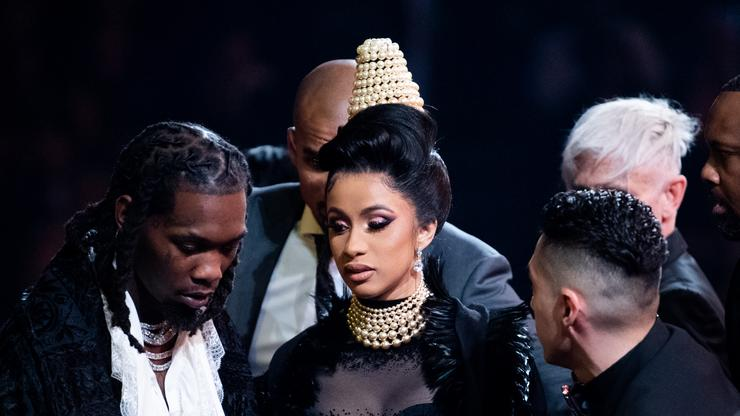 Offset's Baby Mom Shya L'amour Credits Cardi B With
