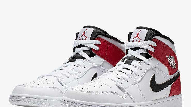 78490c578f16 Air Jordan 1 Mid Offers Up A Remix On The