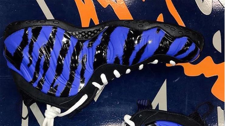 "cbb5d99fddc Nike Air Foamposite One ""Memphis Tigers"" Releasing In Limited Quantities"