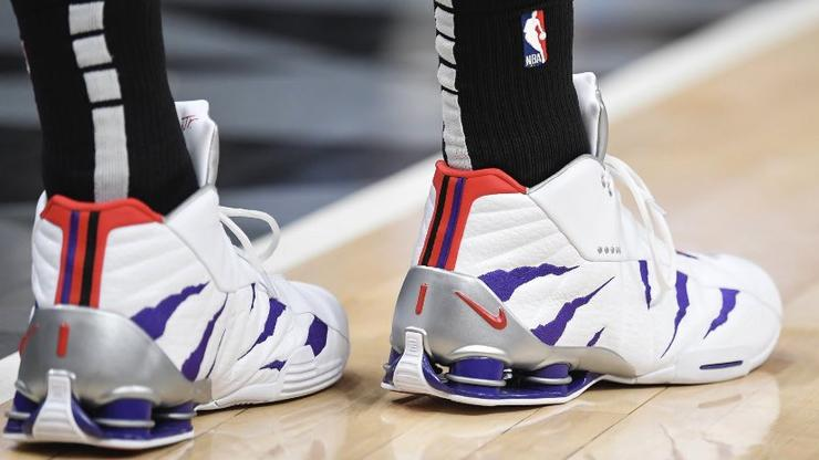on sale 47239 96df0 Vince Carter Debuts Another