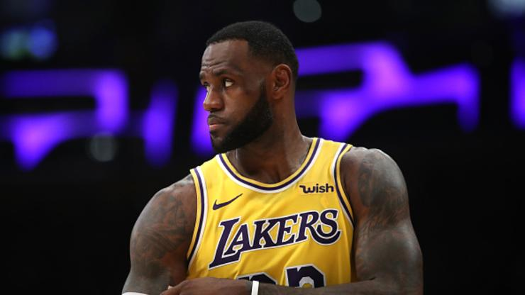 a31462d8c07 LeBron James Ruled Out Against Pistons Due To