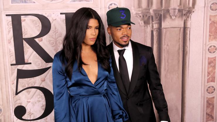 "Chance The Rapper Thanks Wife For Allowing Him To ""Really Go To Work"" On Album - HotNewHipHop"