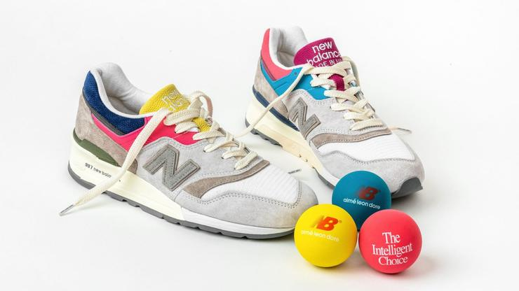 c9d04e3e2a4 Aimé Leon Dore Unveils New Balance 997 Collection  Details