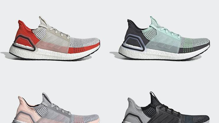 6ee0587d5a3 Adidas UltraBoost 2019 Gets Seven New Colorways This Week  Details