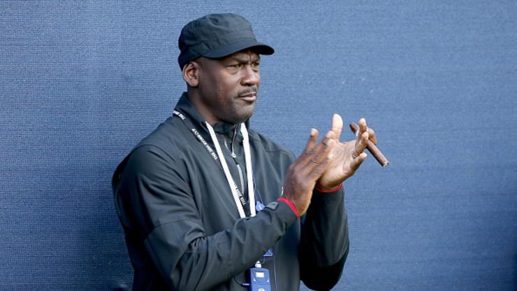 0d537fd4 Michael Jordan On Tiger Woods: