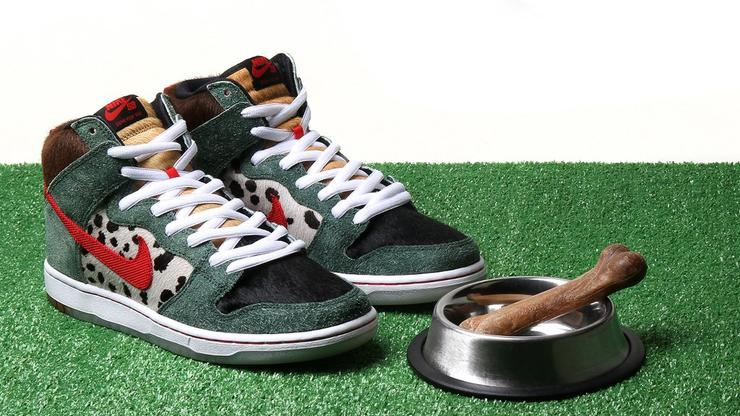 """sports shoes ff4f2 f81f7 Nike SB Dunk High """"Walk The Dog"""" Releasing On 4 20  Official Details"""
