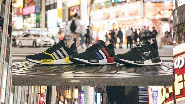 Foot Locker Launches Exclusive Adidas Nmd R1 Tokyo Collection In U S