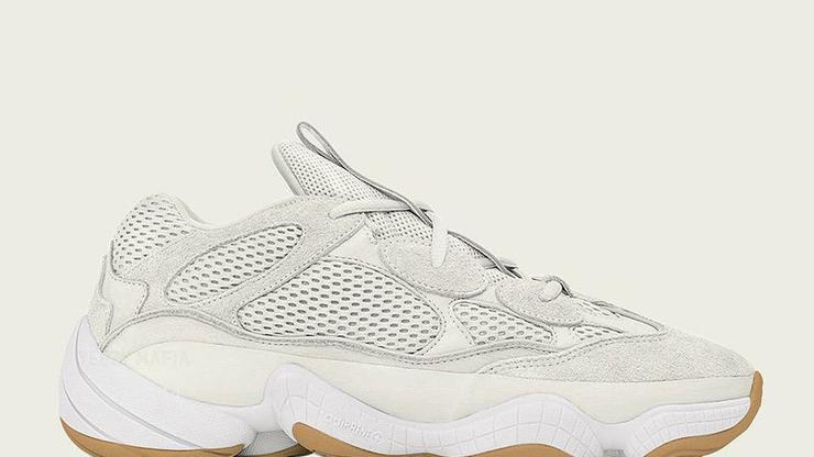 """the best attitude f4b83 b30e3 Adidas Yeezy 500 """"Bone White"""" Releasing In Sizes For The ..."""