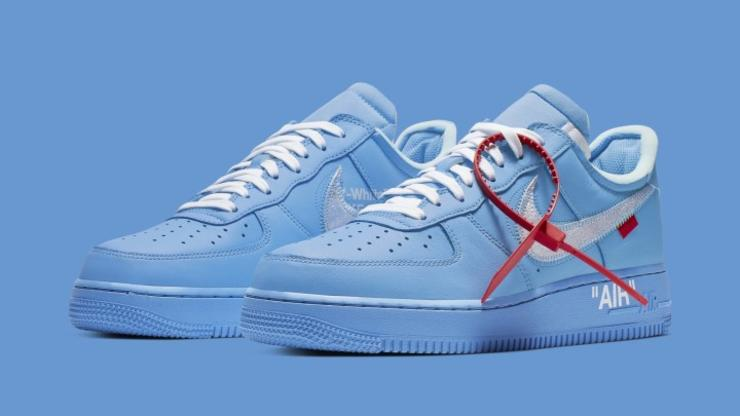 Off-White x Nike Air Force 1 Low \
