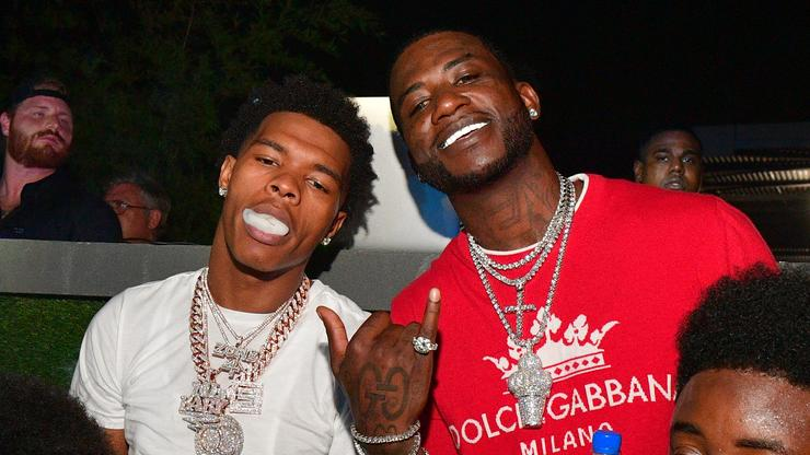 Gucci Mane, DaBaby, Lil Baby & P Squad Up:
