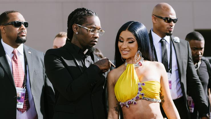 Cardi B Reportedly Pursuing Legal Action Against Hackers: Offset Comes To Cardi B's Defense Over Autograph Seeker