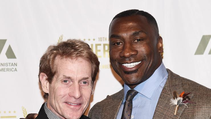 Skip Bayless Hilariously Exposed By His Own Wife On
