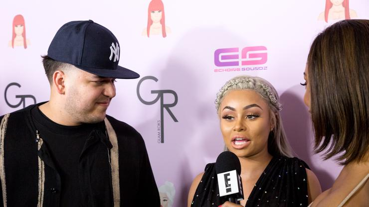 Rob Kardashian Reportedly Threatened To Hire Hitman On Blac Chyna's Former Friend