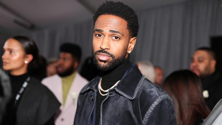 """Big Sean Poses With Kanye West In IG Pic, Shares Clip Of Track """"Lucky Me"""" - HotNewHipHop"""