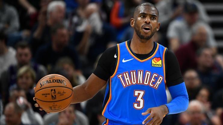 Chris Paul Tells Kevin Hart He Felt 'Stabbed In The Back' After OKC Trade: Watch - HotNewHipHop