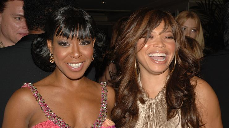 Tisha Campbell & Tichina Arnold Hilariously Answer R&B Trivia Questions - HotNewHipHop