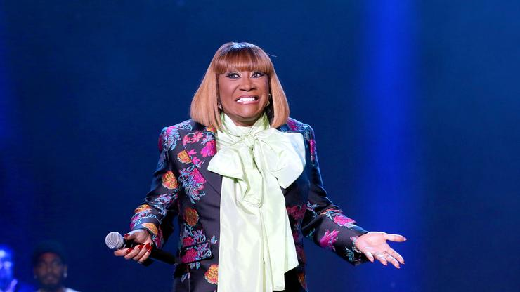 """Patti LaBelle Says Music Today Lacks """"Substance"""": """"There's Still Some Growth"""""""