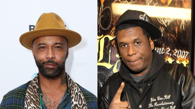 Jay Electronica & Joe Budden Beef Over Jay-Z Collab - HotNewHipHop