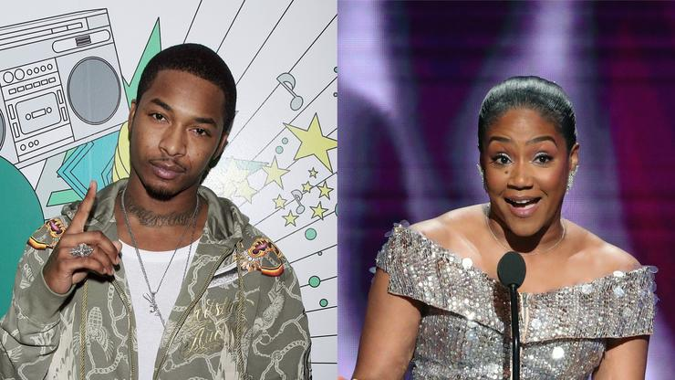 Chingy Finally Admits To Tiffany Haddish Hookup - HotNewHipHop