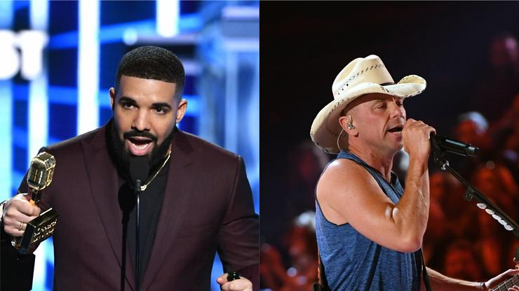Drake Fans Pissed After Kenny Chesney Postpones Tour - HotNewHipHop