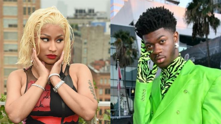 Nicki Minaj Was Offended That Lil Nas X Denied Being A Barb - HotNewHipHop